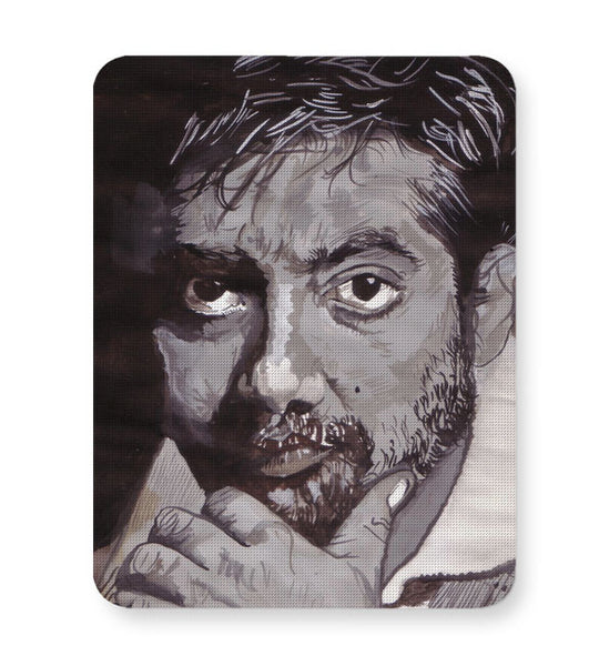 Buy Mousepads Online India | Anurag Kashyap Painting Mouse Pad Online India