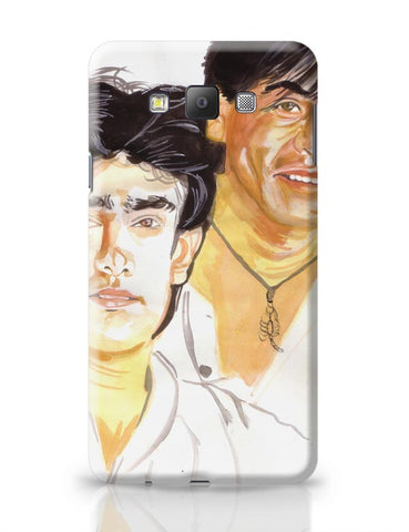 Aamir Khan Shah Rukh Khan Samsung Galaxy A7 Covers Cases Online India