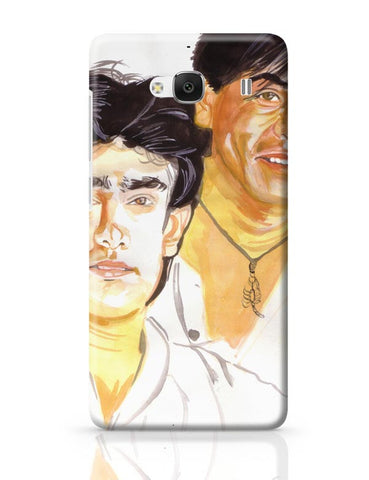 Aamir Khan Shah Rukh Khan Redmi 2 / Redmi 2 Prime Covers Cases Online India