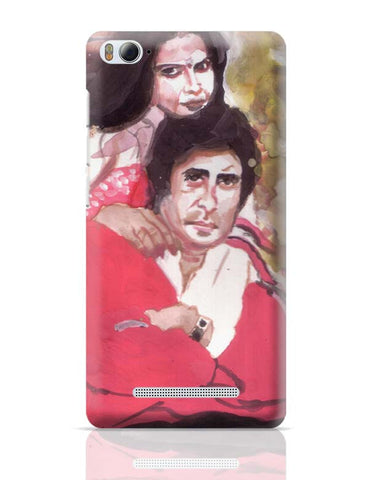 Amitabh Bachchan Rekha Xiaomi Mi 4i Covers Cases Online India