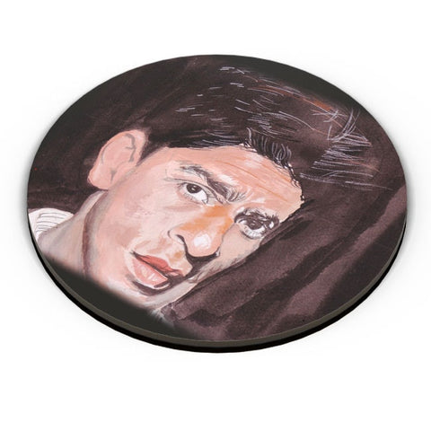 PosterGuy | Shahrukh Khan Painting Fridge Magnet Online India by HeartAtArt