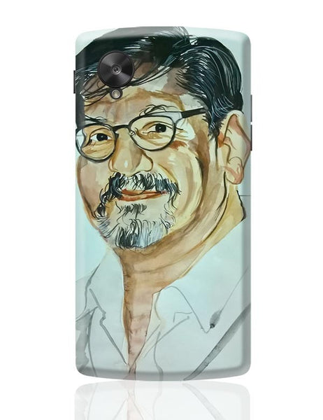 Amol Palekar Google Nexus 5 Covers Cases Online India