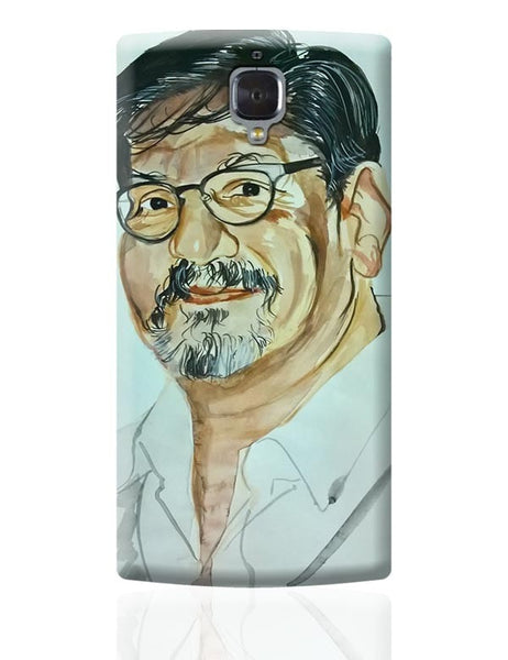 Amol Palekar OnePlus 3 Covers Cases Online India