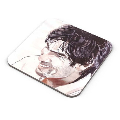 Buy Coasters Online | Shahid Kapoor Bollywood Painting Coaster Online India | PosterGuy.in