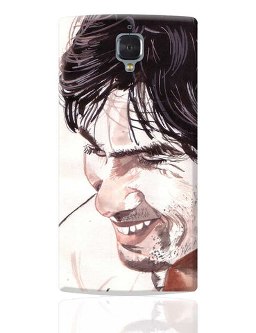 Shahid Kapoor  Bollywood Painting OnePlus 3 Cover Online India
