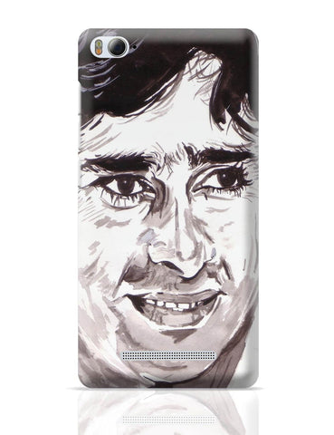 Xiaomi Mi 4i Covers | Shashi Kapoor Bollywood Painting Xiaomi Mi 4i Cover Online India