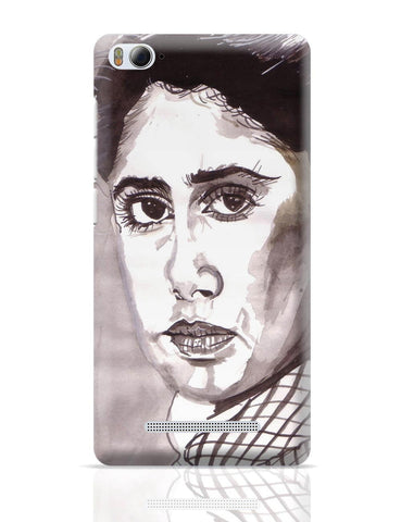Xiaomi Mi 4i Covers | Smita Patil Bollywood Painting Xiaomi Mi 4i Cover Online India