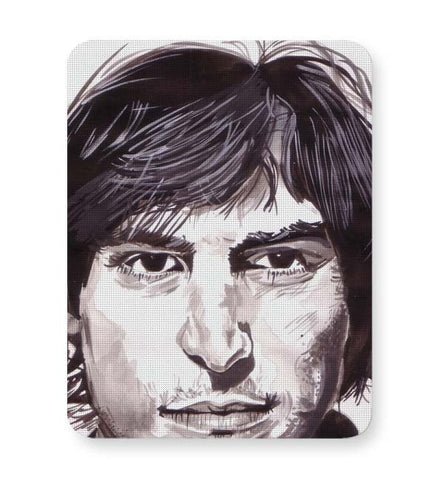Buy Mousepads Online India | Steve Jobs Bollywood Painting Mouse Pad Online India