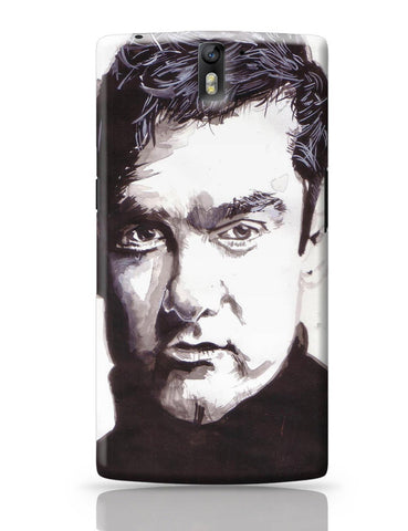 OnePlus One Covers | Aamir Khan Bollywood Painting OnePlus One Cover Online India
