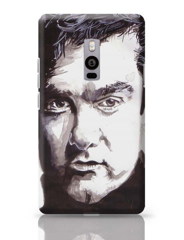 OnePlus Two Covers | Aamir Khan Bollywood Painting OnePlus Two Case Cover Online India