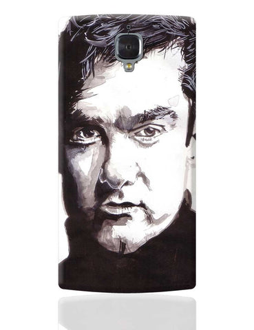 Aamir Khan Bollywood Painting OnePlus 3 Cover Online India