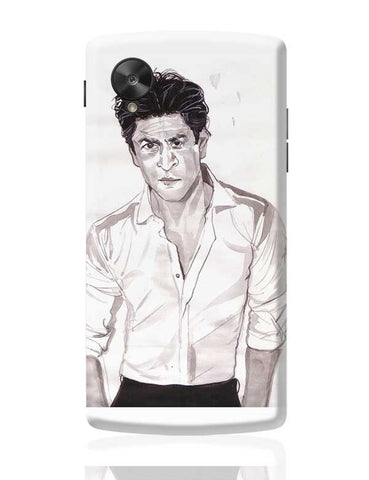ShahRukhKhan Google Nexus 5 Covers Cases Online India