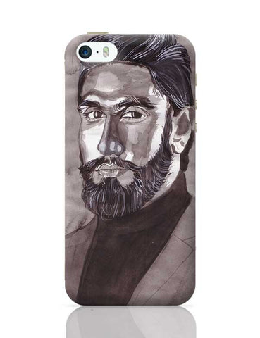 Ranveer Singh iPhone 5/5S Covers Cases Online India