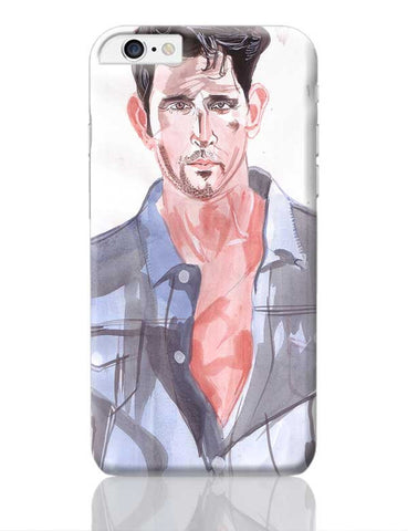 Hrithik Roshan is a dedicated actor iPhone 6 Plus / 6S Plus Covers Cases Online India