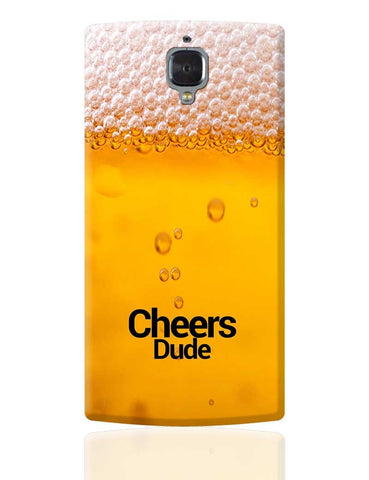 Beer OnePlus 3 Cover Online India