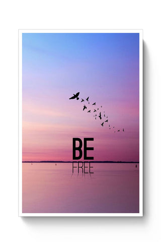 Be Free Poster Online India