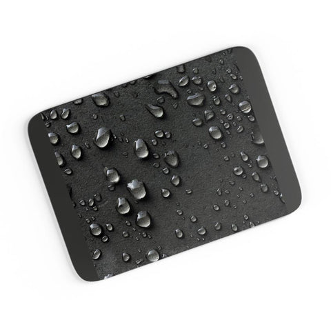 Water Drop Texture A4 Mousepad Online India