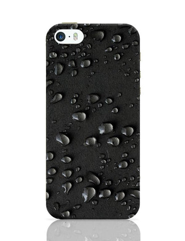Water Drop Texture iPhone Covers Cases Online India