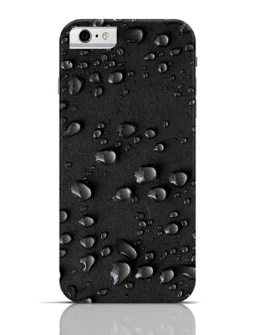 Water Drop Texture iPhone 6 6S Covers Cases Online India