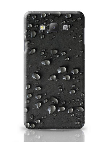 Water Drop Texture Samsung Galaxy A7 Covers Cases Online India