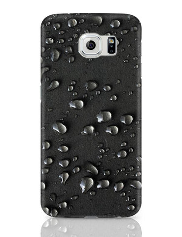Water Drop Texture Samsung Galaxy S6 Covers Cases Online India