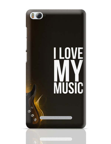 Music Xiaomi Mi 4i Covers Cases Online India