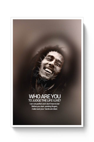 Bob Marley Poster Online India