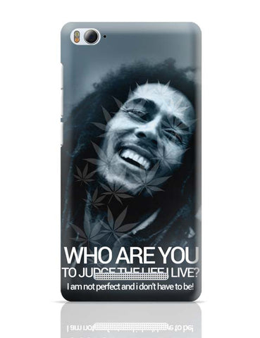 Bob Marley Xiaomi Mi 4i Covers Cases Online India
