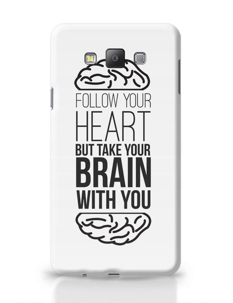 Follow Your Heart Samsung Galaxy A7 Covers Cases Online India