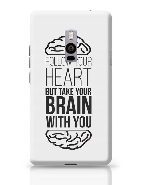 Follow Your Heart OnePlus Two Covers Cases Online India