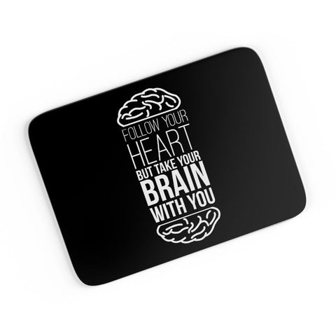 Follow Your Heart A4 Mousepad Online India