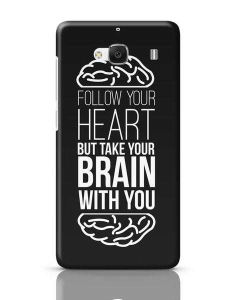 Follow Your Heart Redmi 2 / Redmi 2 Prime Covers Cases Online India