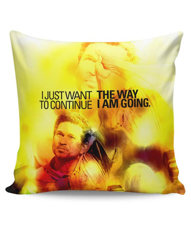 Sachin tendulkar Cushion Cover Online India