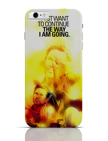 Sachin tendulkar iPhone 6 / 6S Covers Cases