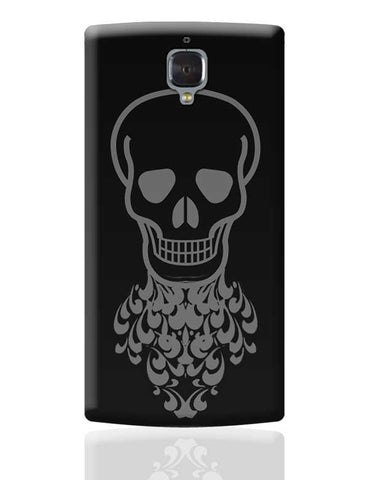 Skull beared OnePlus 3 Covers Cases Online India