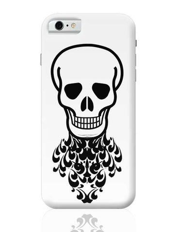 Skull beared iPhone 6 / 6S Covers Cases
