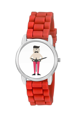 Kids Wrist Watch India | Character poster design Kids Wrist Watch Online India