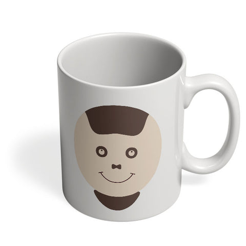 Coffee Mugs Online | Colorful Hairstyle Funny Image Mug Online India