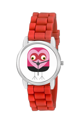 Kids Wrist Watch India | Angry Birds Valentine Kids Wrist Watch Online India