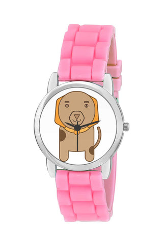 Kids Wrist Watch India | Cute Dog Kids Wrist Watch Online India