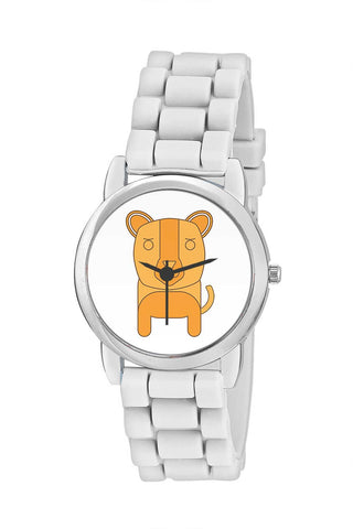 Kids Wrist Watch India | Dog Cartoon Character Kids Wrist Watch Online India