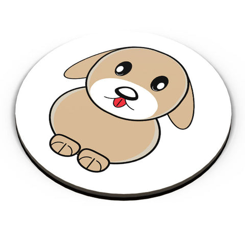 PosterGuy | Cute Little Dog Fridge Magnet Online India by Designer Chennai