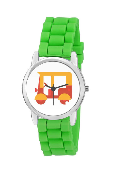 Kids Wrist Watch India | Auto Vector Illustration Art Work Kids Wrist Watch Online India