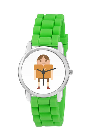 Kids Wrist Watch India | Bad Boy Cartoon Kids Wrist Watch Online India