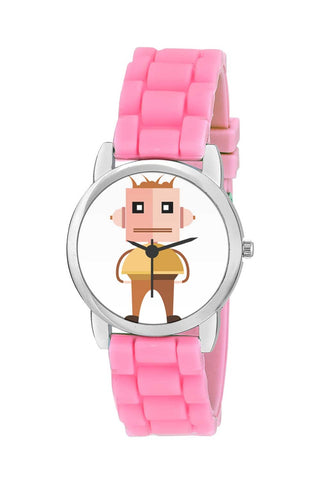 Kids Wrist Watch India | Amazing Colorful Robot Character Kids Wrist Watch Online India