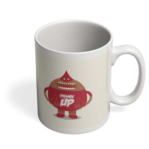 Coffee Mugs Online | Amazing Cartoon Guy With Thumbs Up Mug Online India