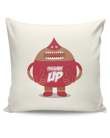 PosterGuy | Amazing Cartoon Guy With Thumbs Up Cushion Cover Online India