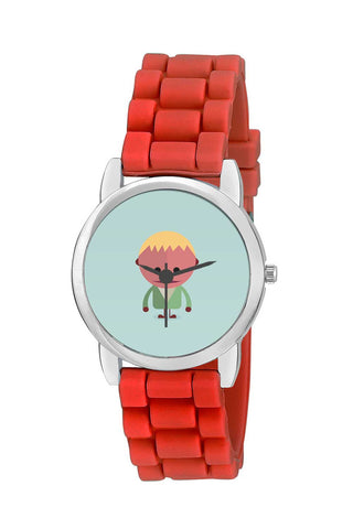 Kids Wrist Watch India | Cute Halloween Character In Illustration Kids Wrist Watch Online India