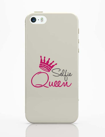 iPhone 5 / 5S Cases & Covers | Selfie Queen iPhone 5 / 5S Case Online India