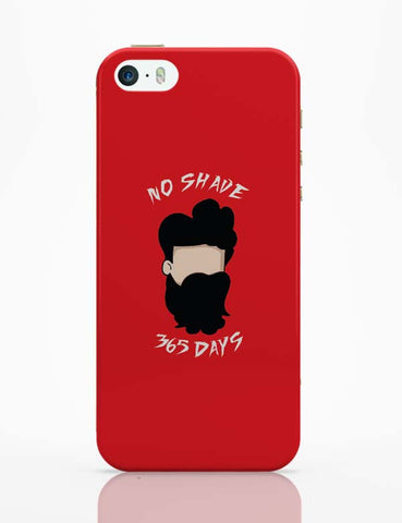 iPhone 5 / 5S Cases & Covers | No Shave 365 Days iPhone 5 / 5S Case Online India